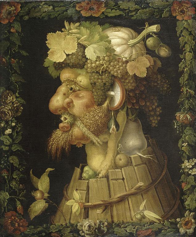 Giuseppe Arcimboldo Autumn 1573