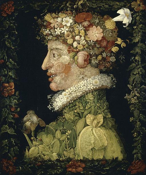 Giuseppe Arcimboldo Spring 1573
