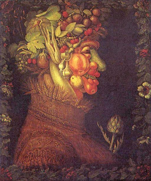 Giuseppe Arcimboldo Summer 1573