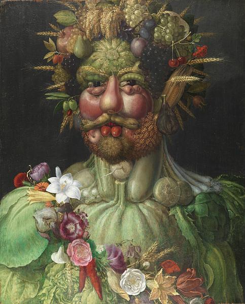 Giuseppe Arcimboldo 1590-1591