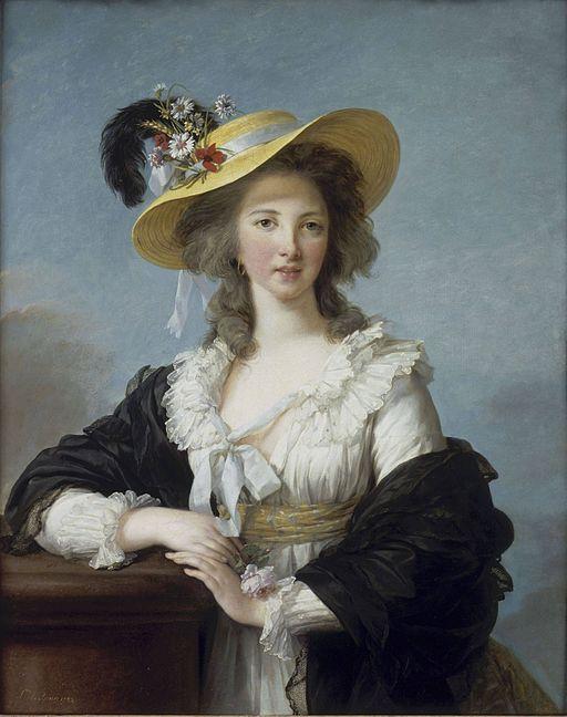 Élisabeth Louise Vigée Le Brun Duchess de Polignac