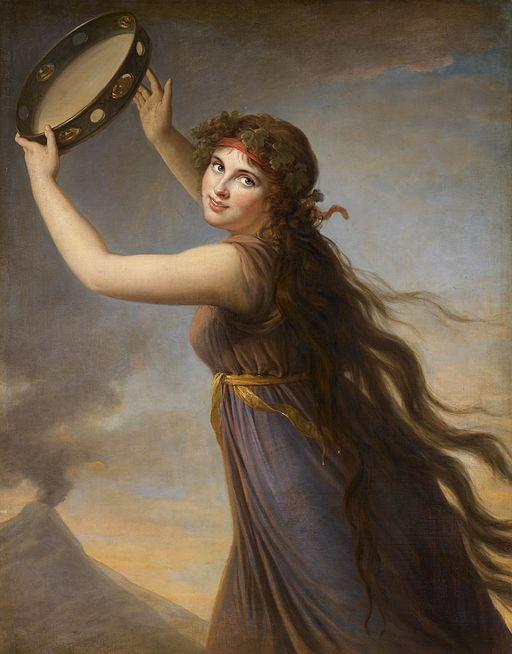 Élisabeth Louise Vigée Le Brun Emma, Lady Hamilton