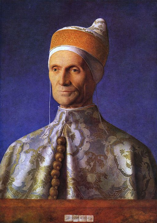 Giovanni Bellini The Doge Leonardo Loredan 1501