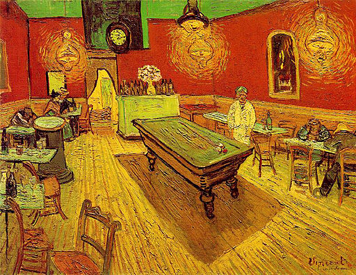 Vincent van Gogh The Night Café 1888