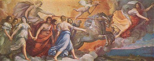 Guido Reni Aurora 1612-1614