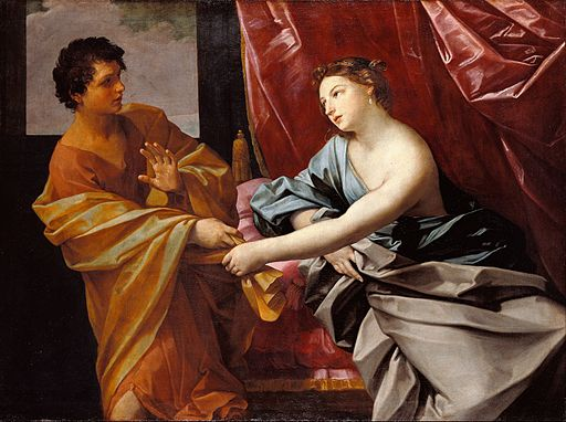 Guido Reni Joseph and Potiphar's Wife 1630