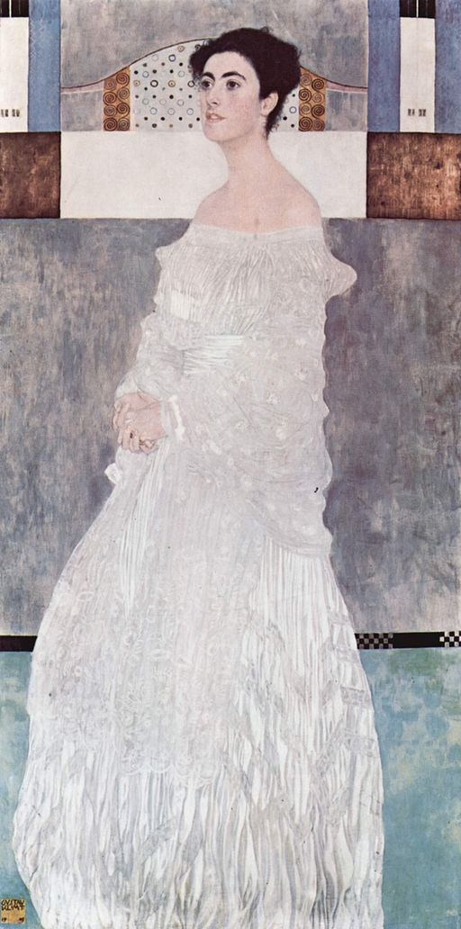 Gustav Klimt Portrait of Margaret Stonborough-Wittgenstein 1905