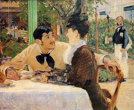 Édouard Manet Père Lathuille 1879