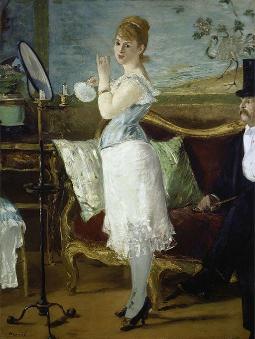 Édouard Manet Nana 1877