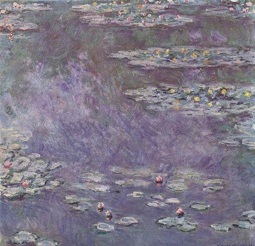 Claude Monet Water Lilies 1908