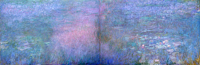 Claude Monet Water Lilies 1920