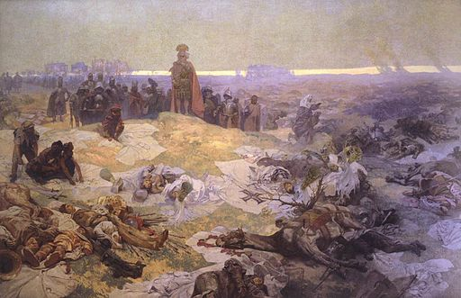 Alfons Maria Mucha After the Battle of Grunwald: The Solidarity of the Northern Slavs