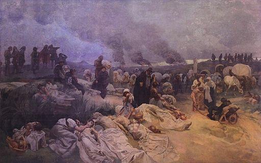 Alfons Maria Mucha Petr chelcicky