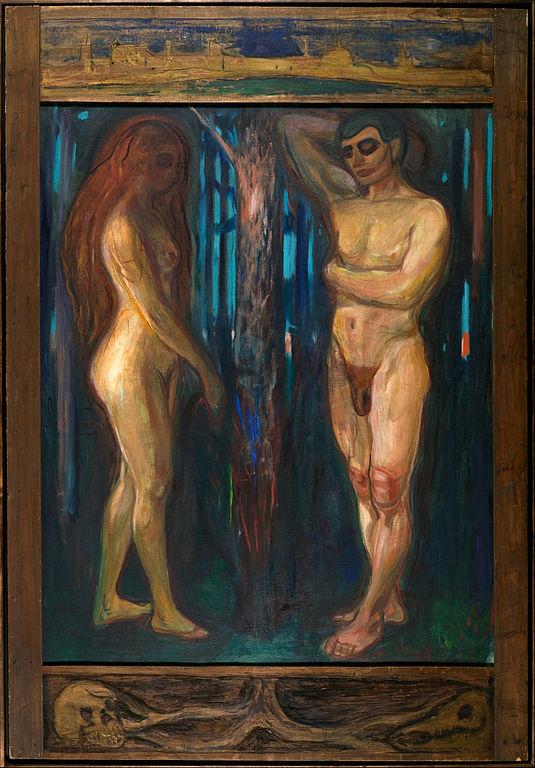 Edvard Munch Metabolism 1898-1899