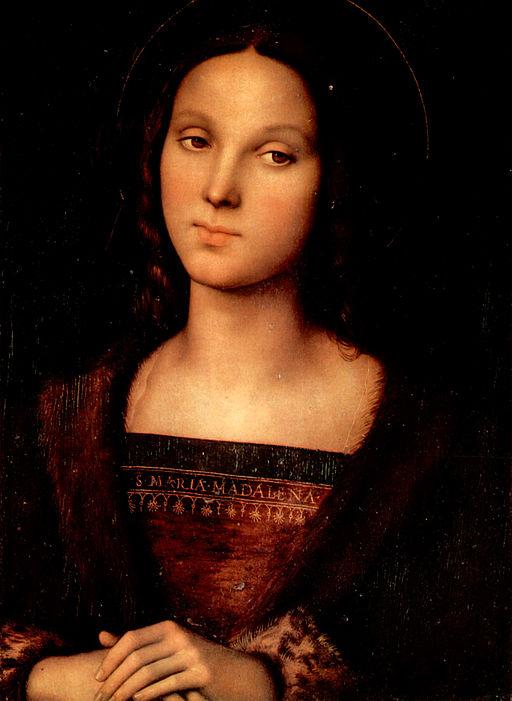 Pietro Perugino Mary Magdalene 1496-1500