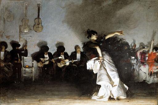 John Singer Sargent El Jaleo 1882