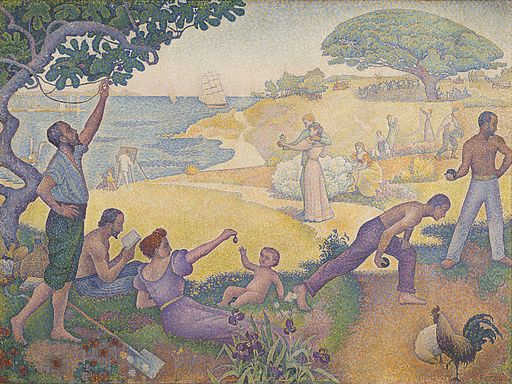 Paul Signac In the Time of Harmony 1893-1895