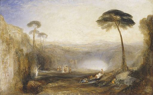 J. M. W. Turner The Golden Bough 1834