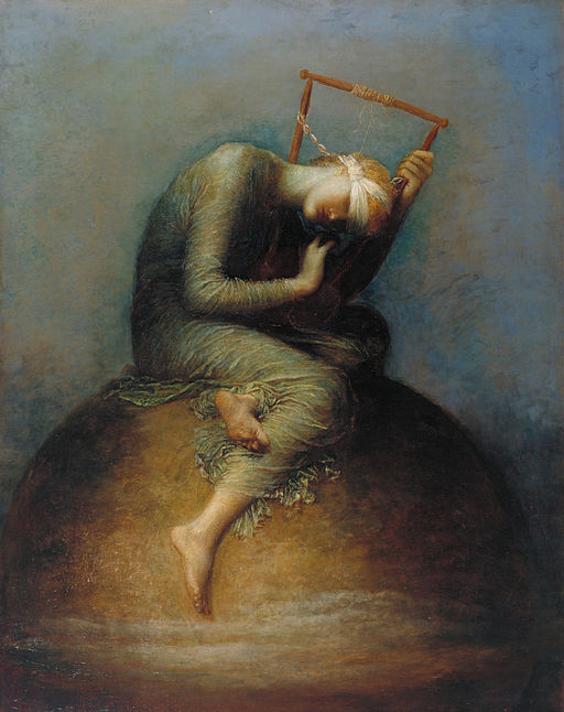 George Frederic Watts Hope 1897