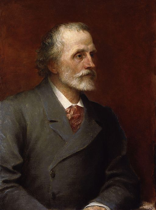 George Frederic Watts George Meredith 1893