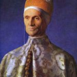Giovanni Bellini, The Doge Leonardo Loredan (1501)
