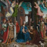 Jan Gossaert, Adoration of the Magi (1510-1515)