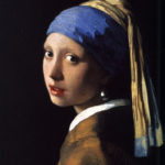 Johannes Vermeer,Girl with a Pearl Earring (1655)