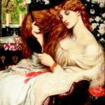 Dante Gabriel Rossetti, Lady Lilith (1868)