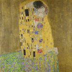Gustav Klimt, The Kiss (1908)