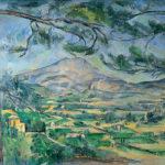 Paul Cézanne, Mont Sainte-Victoire (1887)