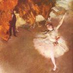 Edgar Degas, Ballet - L'étoile (1878)