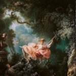 Jean-Honoré Fragonard,The Happy Accidents of the Swing (1768)