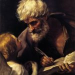 Guido Reni, St Matthew and the Angel (1635-1640)