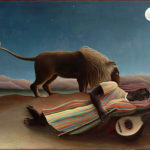 Henri_Rousseau, The Sleeping Gypsy (1897)
