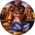 Michelangelo Buonarroti, Doni Tondo (1507)