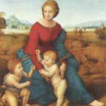 Raffael, Madonna del Prato (1506)