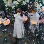 John Singer Sargent,Carnation, Lily, Lily, Rose (1885-1886)