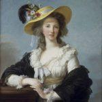 Élisabeth Louise Vigée Le Brun, Duchess de Polignac (1782)