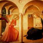 Fra Angelico, The Virgin of the Annunciation (1437-1446)